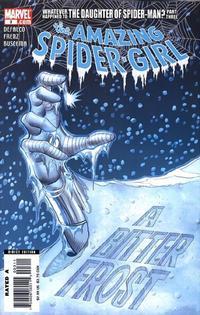 Cover Thumbnail for Amazing Spider-Girl (Marvel, 2006 series) #3