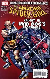 Cover Thumbnail for Amazing Spider-Girl (Marvel, 2006 series) #4