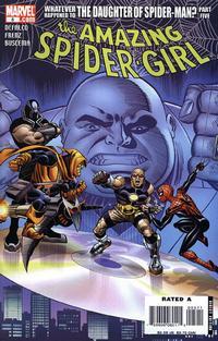 Cover Thumbnail for Amazing Spider-Girl (Marvel, 2006 series) #5
