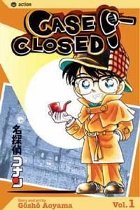 Cover Thumbnail for Case Closed (Viz, 2004 series) #1