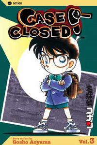 Cover Thumbnail for Case Closed (Viz, 2004 series) #3