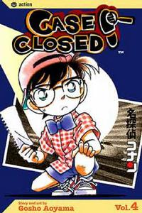 Cover Thumbnail for Case Closed (Viz, 2004 series) #4