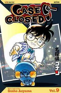 Cover Thumbnail for Case Closed (Viz, 2004 series) #9