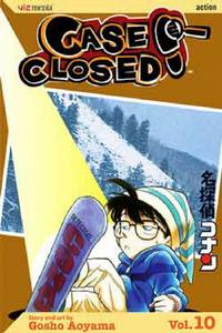 Cover Thumbnail for Case Closed (Viz, 2004 series) #10