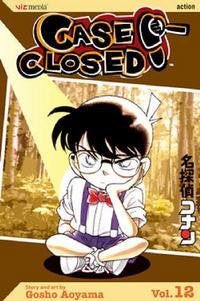 Cover Thumbnail for Case Closed (Viz, 2004 series) #12