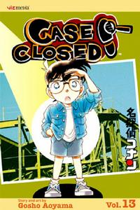 Cover Thumbnail for Case Closed (Viz, 2004 series) #13