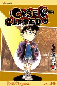 Cover Thumbnail for Case Closed (Viz, 2004 series) #14