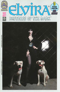 Cover Thumbnail for Elvira, Mistress of the Dark (Claypool Comics, 1993 series) #162