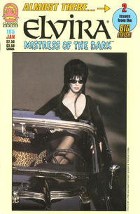 Cover Thumbnail for Elvira, Mistress of the Dark (Claypool Comics, 1993 series) #165
