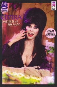 Cover Thumbnail for Elvira, Mistress of the Dark (Claypool Comics, 1993 series) #166
