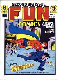 Cover Thumbnail for Fun Comics (AC, 1980 series) #2