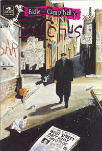 Cover Thumbnail for Eddie Campbell's Bacchus (Eddie Campbell Comics, 1995 series) #4