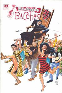 Cover Thumbnail for Eddie Campbell's Bacchus (Eddie Campbell Comics, 1995 series) #8