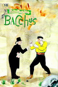 Cover Thumbnail for Eddie Campbell's Bacchus (Eddie Campbell Comics, 1995 series) #10