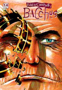 Cover Thumbnail for Eddie Campbell's Bacchus (Eddie Campbell Comics, 1995 series) #14