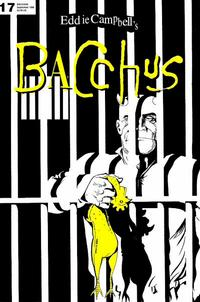 Cover Thumbnail for Eddie Campbell's Bacchus (Eddie Campbell Comics, 1995 series) #17