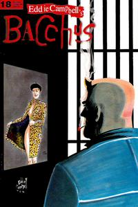 Cover Thumbnail for Eddie Campbell's Bacchus (Eddie Campbell Comics, 1995 series) #18