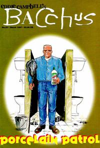 Cover Thumbnail for Eddie Campbell's Bacchus (Eddie Campbell Comics, 1995 series) #23