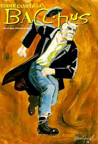 Cover Thumbnail for Eddie Campbell's Bacchus (Eddie Campbell Comics, 1995 series) #35