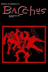 Cover Thumbnail for Eddie Campbell's Bacchus (Eddie Campbell Comics, 1995 series) #42