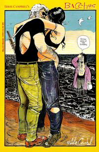 Cover Thumbnail for Eddie Campbell's Bacchus (Eddie Campbell Comics, 1995 series) #43
