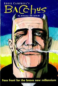 Cover Thumbnail for Eddie Campbell's Bacchus (Eddie Campbell Comics, 1995 series) #48