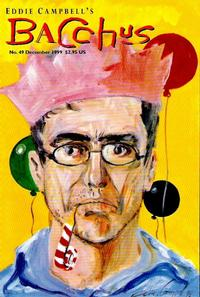 Cover Thumbnail for Eddie Campbell's Bacchus (Eddie Campbell Comics, 1995 series) #49