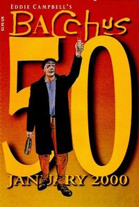 Cover Thumbnail for Eddie Campbell's Bacchus (Eddie Campbell Comics, 1995 series) #50