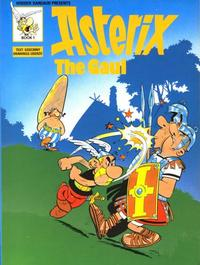 Cover Thumbnail for Asterix (Hodder & Stoughton, 1969 series) #1 - Asterix the Gaul