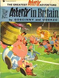 Cover Thumbnail for Asterix (Hodder & Stoughton, 1969 series) #3 - Asterix in Britain
