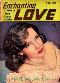 Cover Thumbnail for Enchanting Love (Kirby Publishing Co., 1949 series) #2