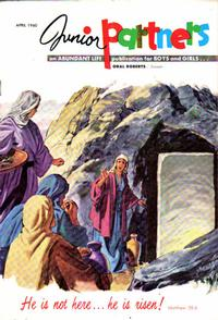 Cover Thumbnail for Junior Partners (Oral Roberts Evangelical Association, 1959 series) #v1#9