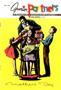 Cover Thumbnail for Junior Partners (Oral Roberts Evangelical Association, 1959 series) #v1#10