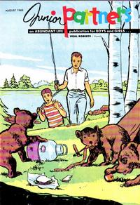 Cover Thumbnail for Junior Partners (Oral Roberts Evangelical Association, 1959 series) #v2#1