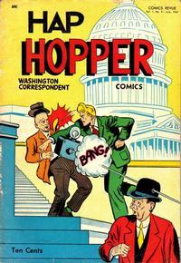 Cover Thumbnail for Comics Revue (St. John, 1947 series) #2