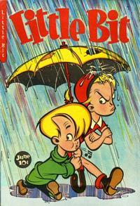 Cover Thumbnail for Little Bit (St. John, 1949 series) #2