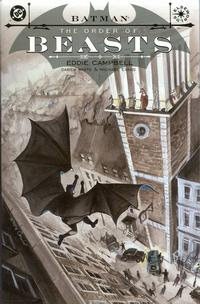 Cover Thumbnail for Batman: The Order of Beasts (DC, 2004 series)