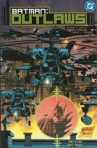 Cover Thumbnail for Batman: Outlaws (DC, 2000 series) #1