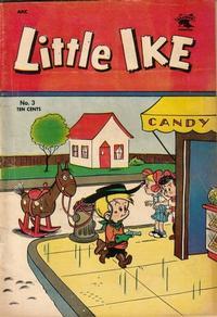 Cover Thumbnail for Little Ike (St. John, 1953 series) #3