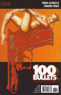 Cover for 100 Bullets (DC, 1999 series) #76