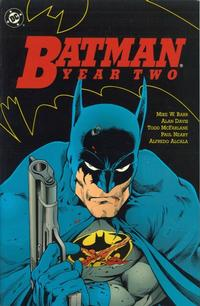 Cover Thumbnail for Batman: Year Two (DC, 1990 series) #[nn]