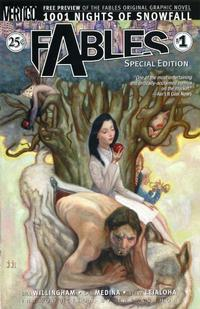 Cover Thumbnail for Fables: Special Edition (DC, 2006 series) #1