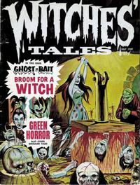 Cover Thumbnail for Witches Tales (Eerie Publications, 1969 series) #v1#7