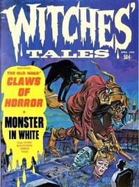 Cover for Witches Tales (Eerie Publications, 1969 series) #v2#2