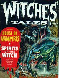 Cover Thumbnail for Witches Tales (Eerie Publications, 1969 series) #v2#3
