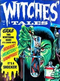 Cover Thumbnail for Witches Tales (Eerie Publications, 1969 series) #v2#4