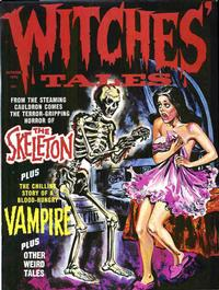 Cover Thumbnail for Witches Tales (Eerie Publications, 1969 series) #v2#5