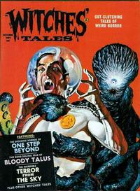 Cover Thumbnail for Witches Tales (Eerie Publications, 1969 series) #v3#5