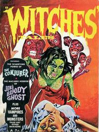 Cover Thumbnail for Witches Tales (Eerie Publications, 1969 series) #v3#6