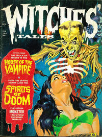 Cover Thumbnail for Witches Tales (Eerie Publications, 1969 series) #v4#1